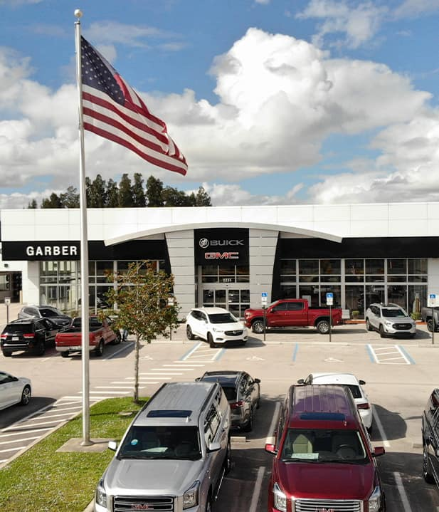 Garber Buick GMC Front