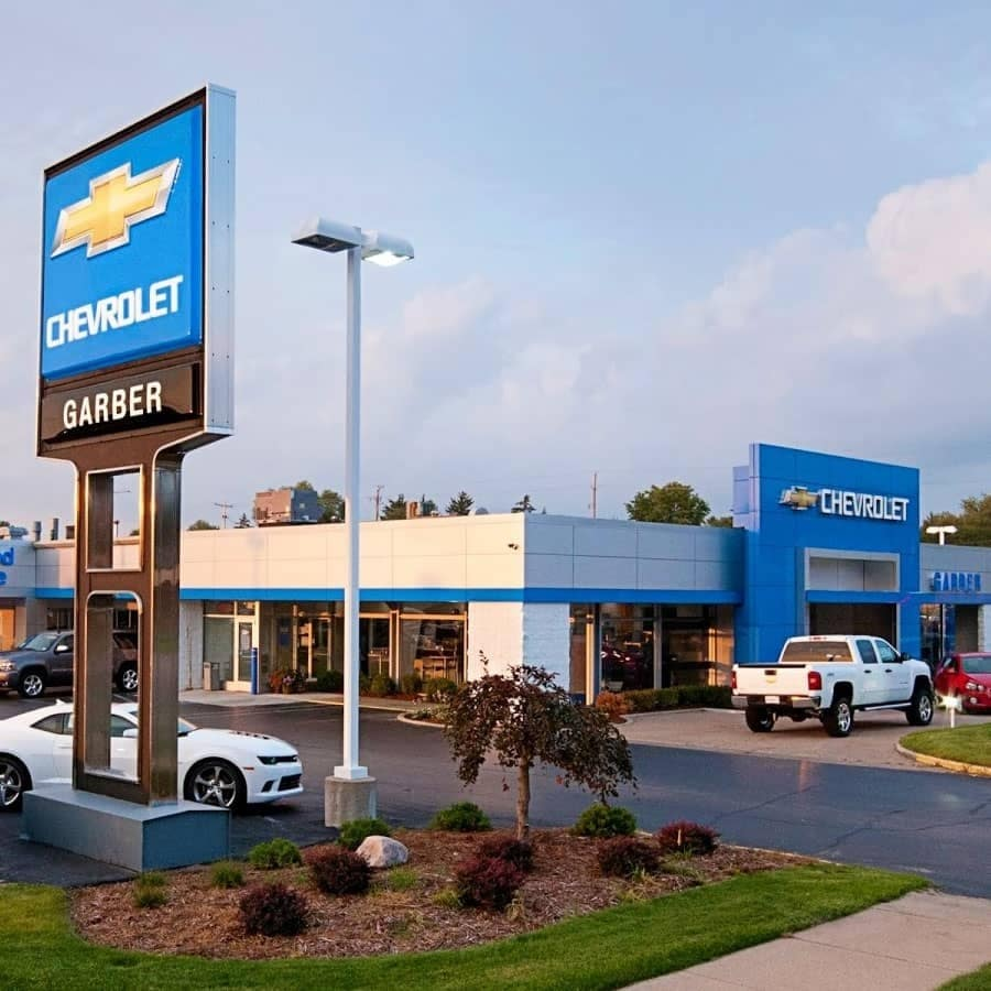 garber chevrolet in midland mi new used car dealership. Black Bedroom Furniture Sets. Home Design Ideas