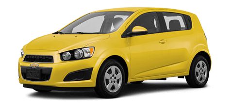 New Chevrolet Sonic For Sale in Midland, MI