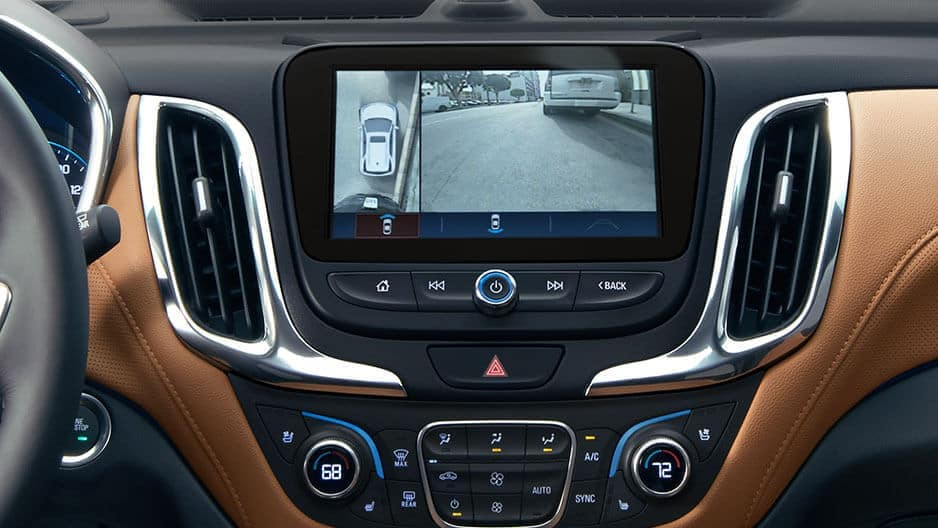Safety Features of the New Chevrolet Equinox at Garber in Midland, MI