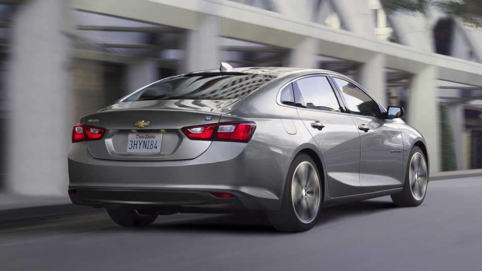 Performance Features of the New Chevrolet Malibu at Garber in Midland, MI