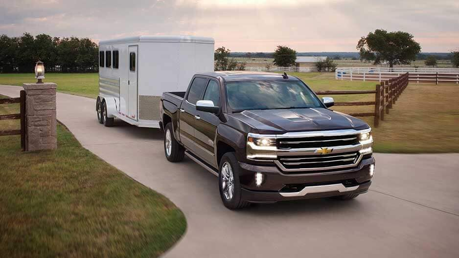 Performance Features of the New Chevrolet Silverado at Garber in Midland, MI