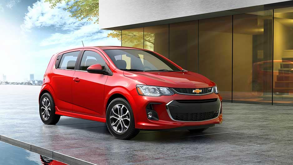 Performance Features of the New Chevrolet Sonic at Garber in Midland, MI