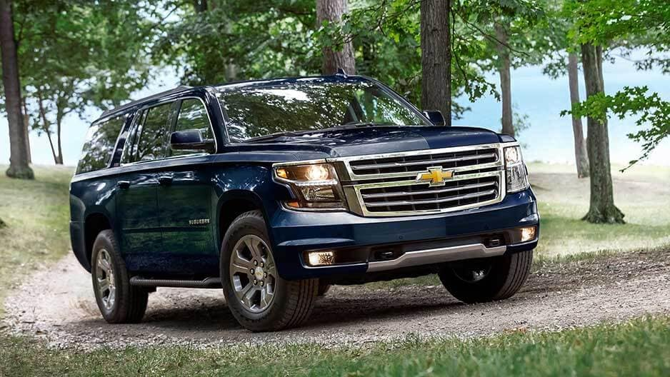 Performance Features of the New Chevrolet Suburban at Garber in Midland, MI