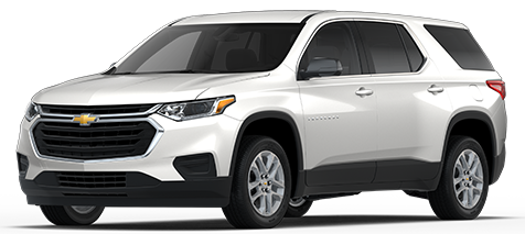 New Chevrolet Traverse For Sale in Midland, MI