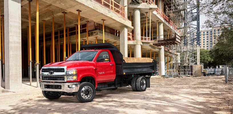 2019 Chevrolet Chassis Cab Models Start From 48 465