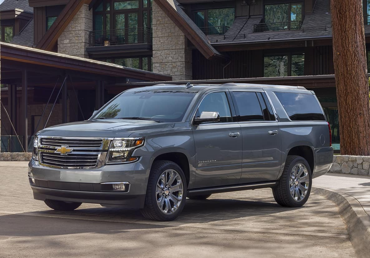 2019 chevrolet suburban ratchets up luxury with new package