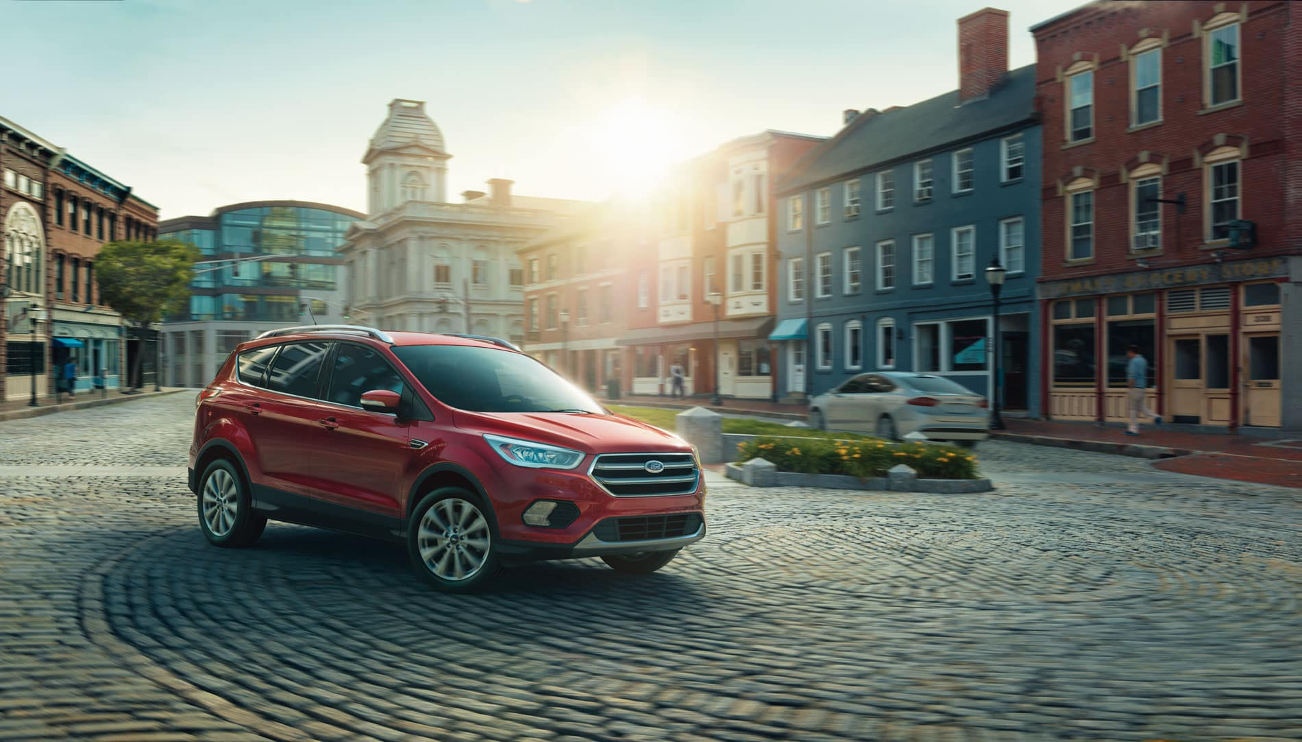 Chevy Equinox Vs  Ford Escape: Small Crossovers With Big Hearts