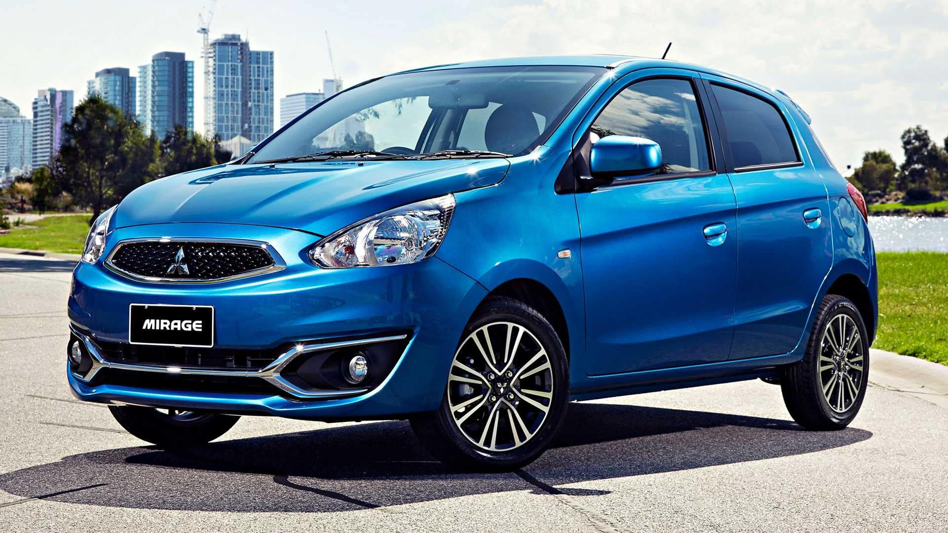 Chevy Spark Vs Mitsubishi Mirage Little Hatches Go A Long Way