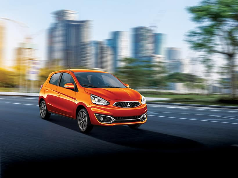 Chevy Spark Vs. Mitsubishi Mirage: Little Hatches Go A