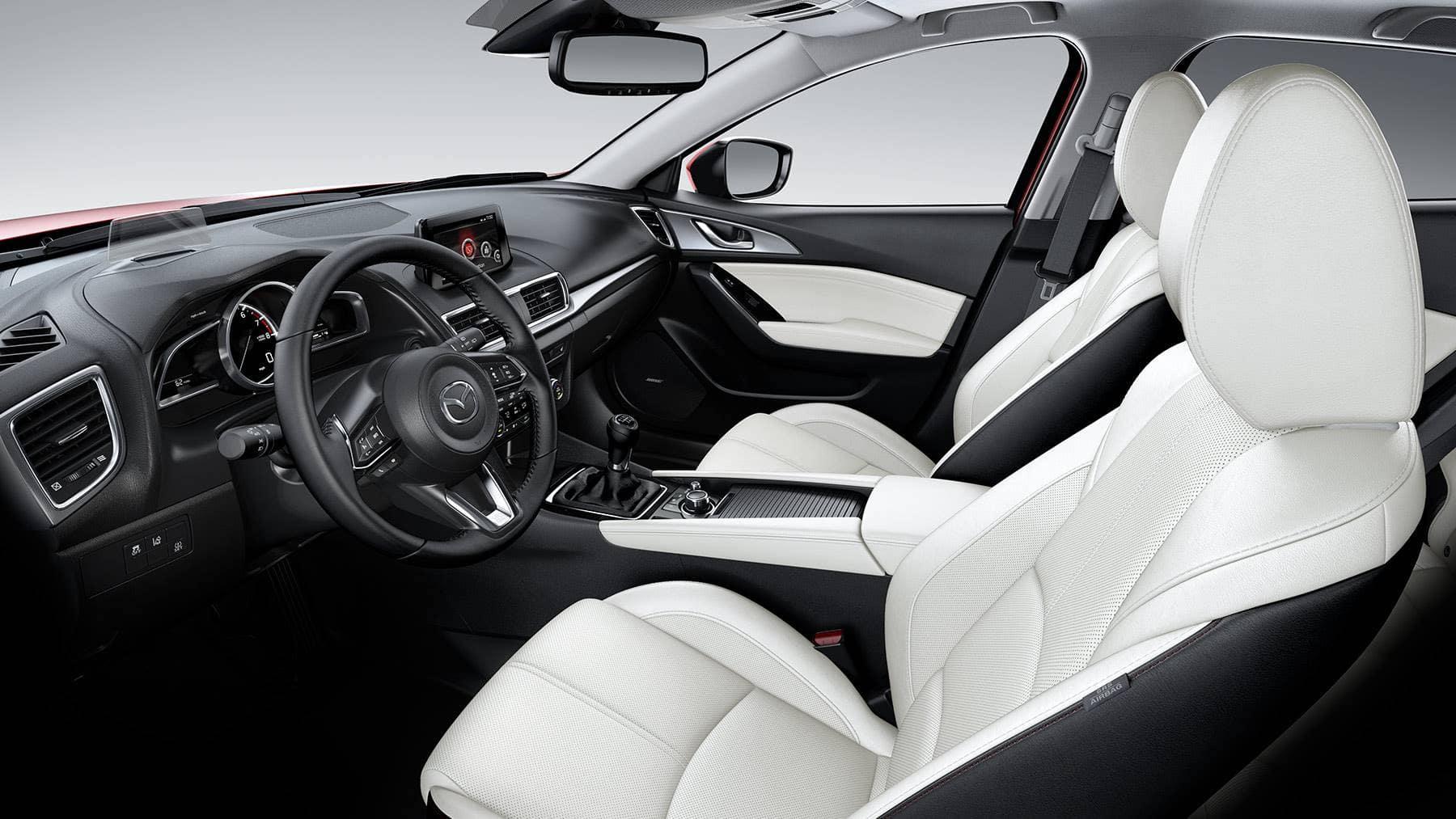 Chevy Cruze Vs Mazda3 Compact Hatchback And Sedan Showdown