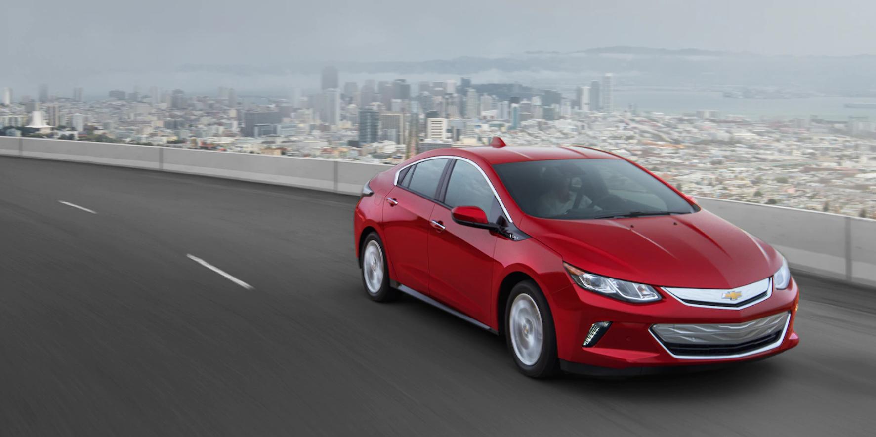 Chevy Volt Vs  Hyundai Ioniq Plug-In: Plug-Ins Battle it Out