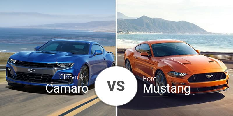 Mustang Vs Camaro >> Chevy Camaro Vs Ford Mustang Ultimate Sports Coupe Showdown