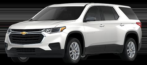 New Chevrolet Traverse For Sale in Midland, MI