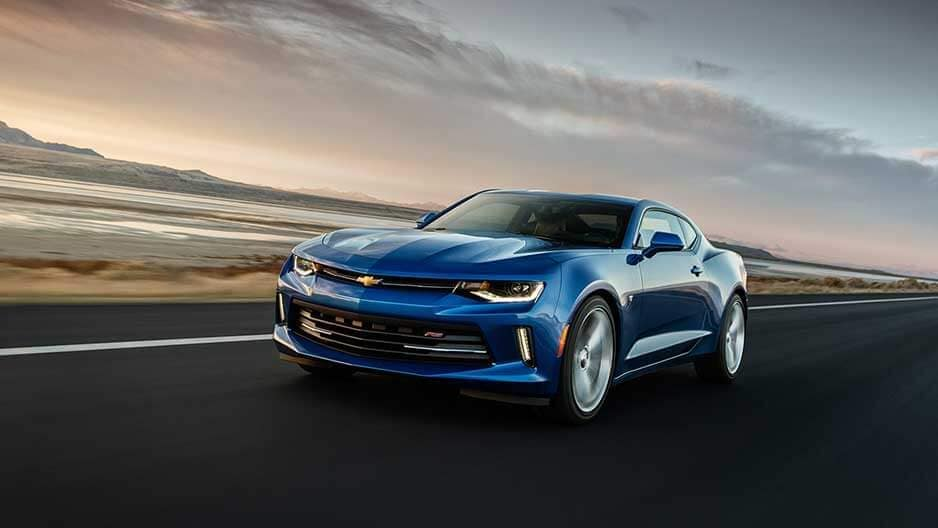 Performance Features of the New Chevrolet Camaro at Garber in Midland, MI