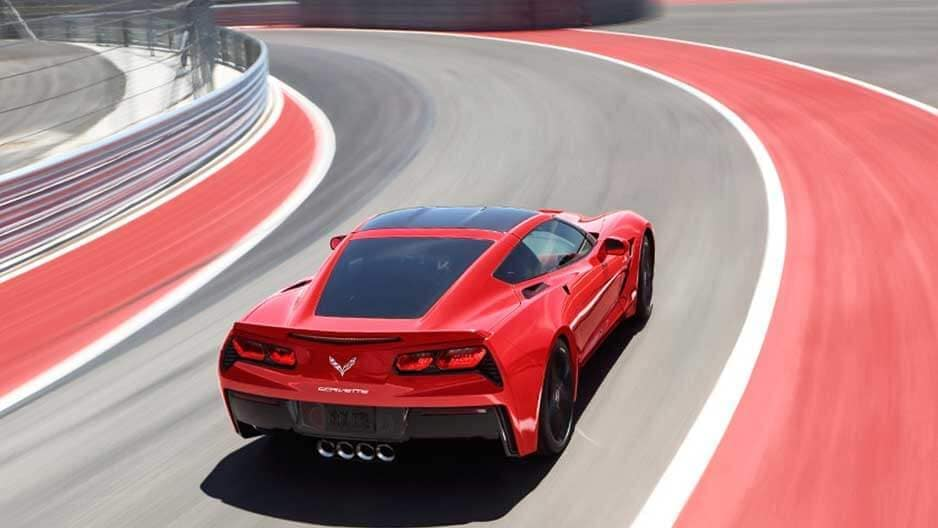 Performance Features of the New Chevrolet Corvette at Garber in Midland, MI