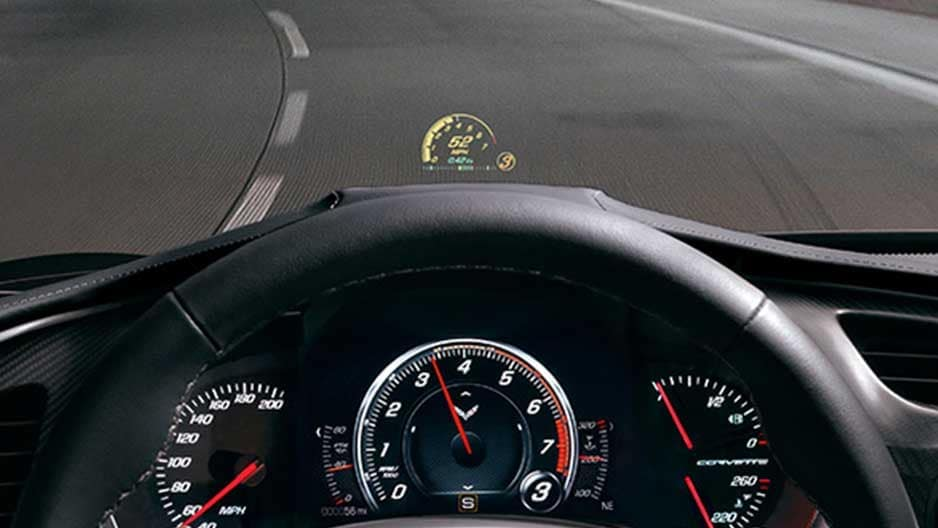 Safety Features of the New Chevrolet Corvette at Garber in Midland, MI