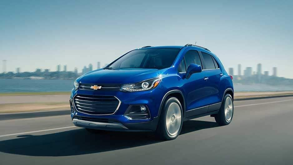 Performance Features of the New Chevrolet Trax at Garber in Midland, MI