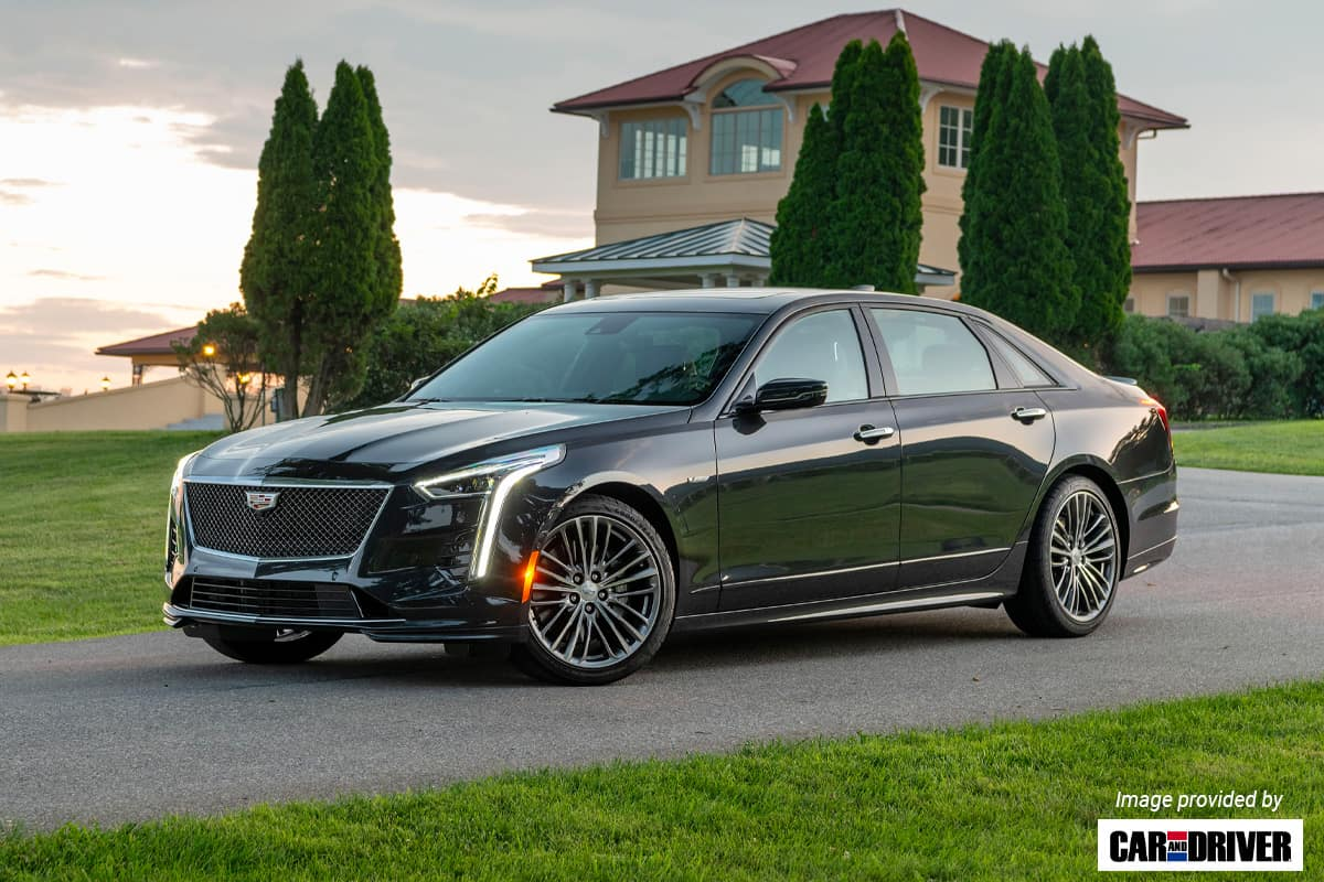 2020 Chrysler 300 Vs. 2020 Cadillac CT6