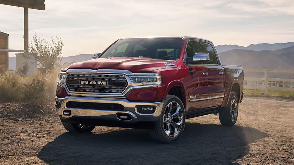 Exterior Features of the All New Ram 1500 at Garber in Saginaw, MI