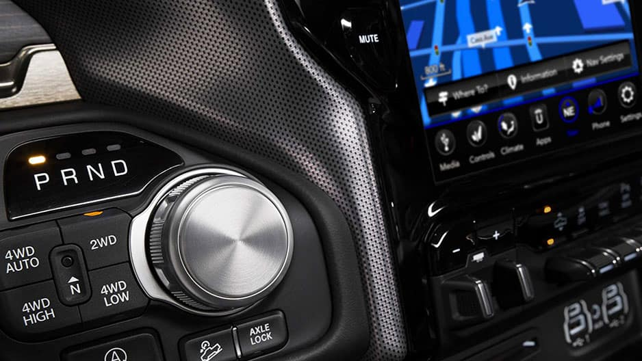 Technology Features of the All New Ram 1500 at Garber in Saginaw, MI