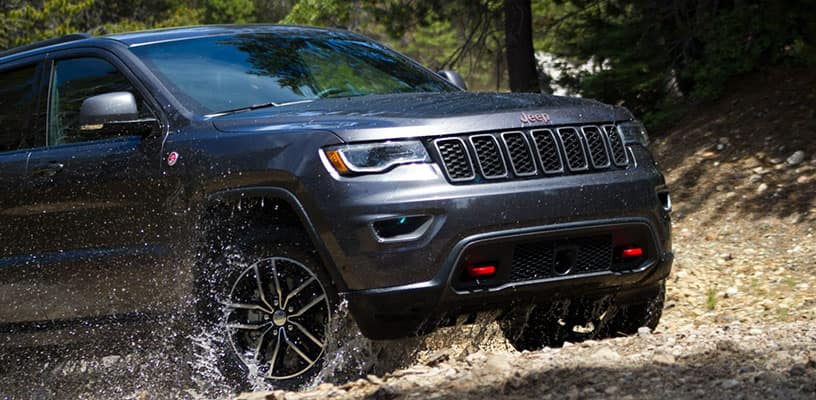Get Ready for the 2018 Jeep Grand Cherokee - Garber Chrysler Dodge
