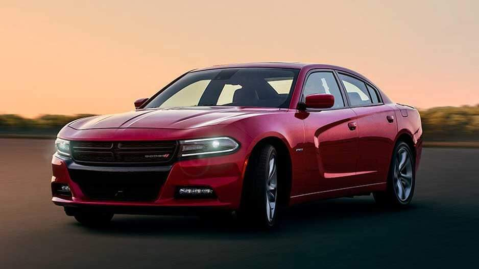 Exterior Features of the New Dodge Charger at Garber in Saginaw, MI