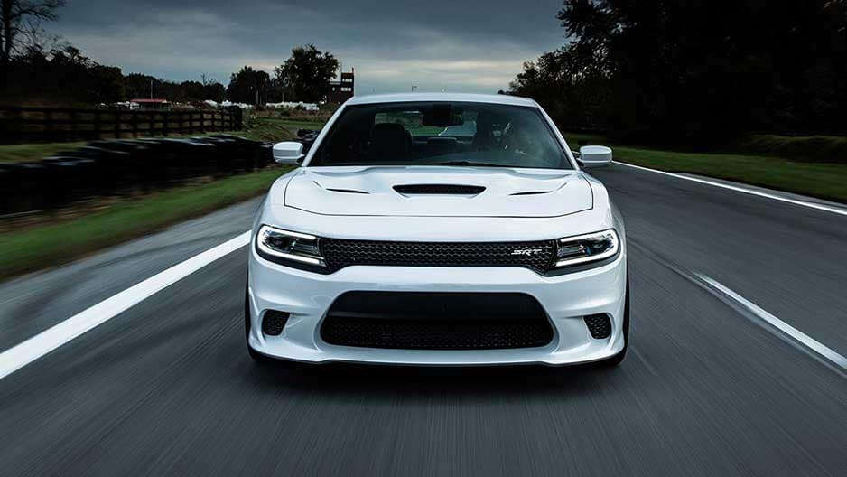 Performance Features of the New Dodge Charger at Garber in Saginaw, MI