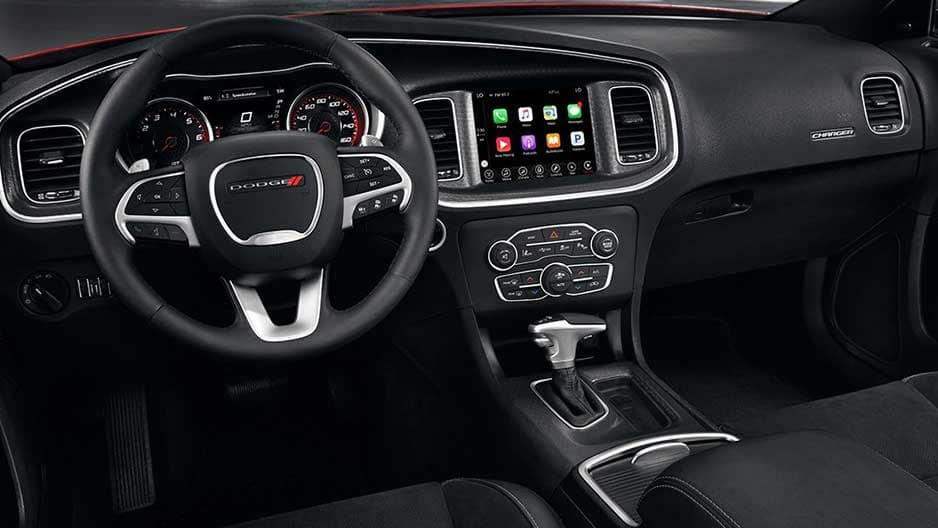 Technology Features of the New Dodge Charger at Garber in Saginaw, MI