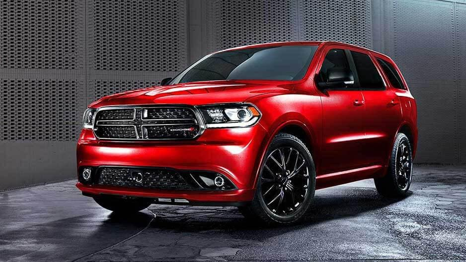 Exterior Features of the New Dodge Durango at Garber in Saginaw, MI