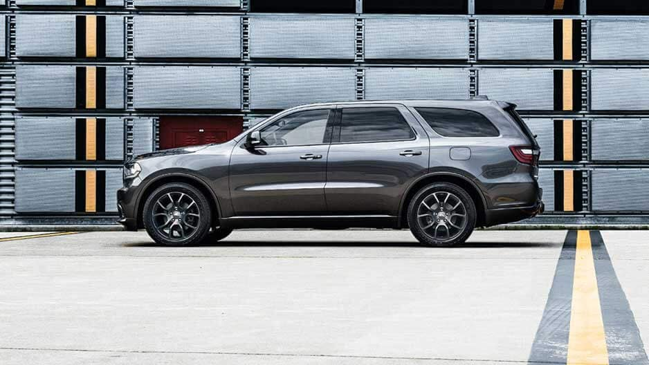 Safety Features of the New Dodge Durango at Garber in Saginaw, MI