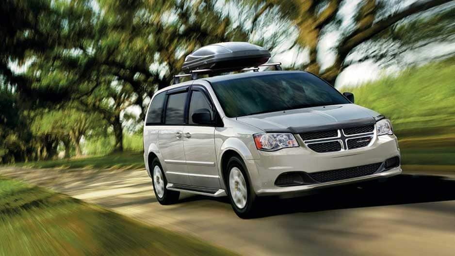 Performance Features of the New Dodge Grand Caravan at Garber in Saginaw, MI