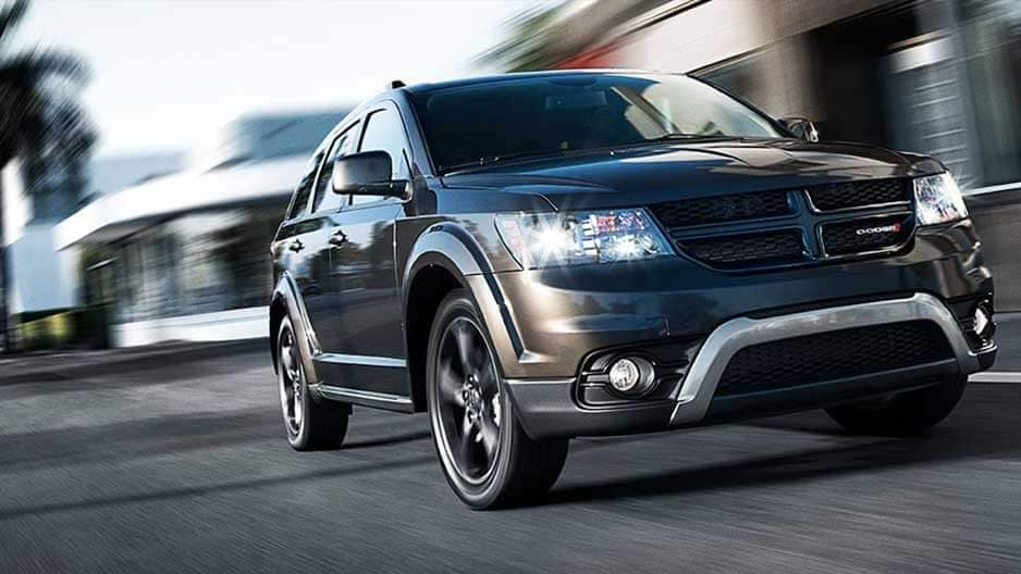 Performance Features of the New Dodge Journey at Garber in Saginaw, MI