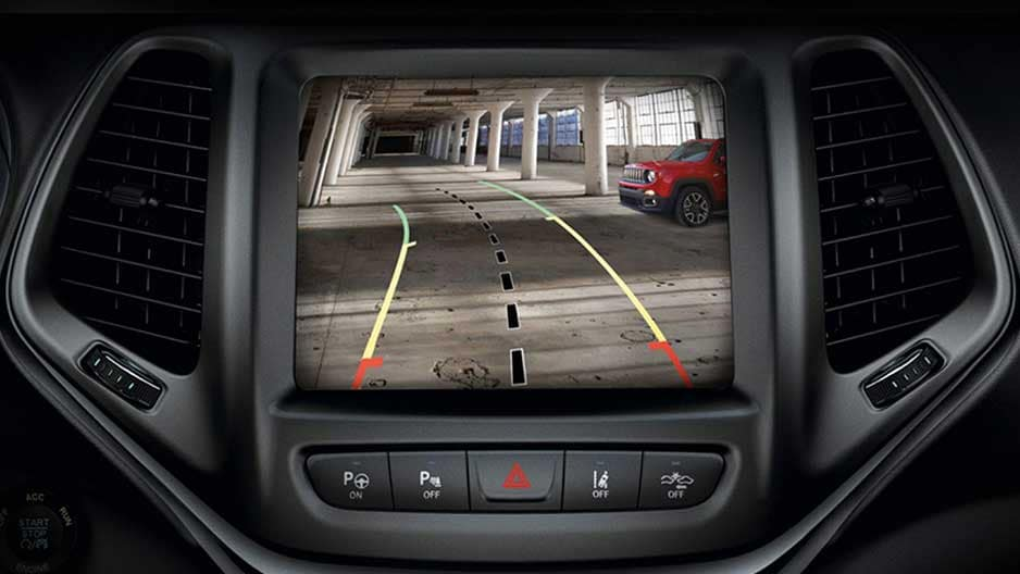 Safety Features of the New Jeep Cherokee at Garber in Saginaw, MI