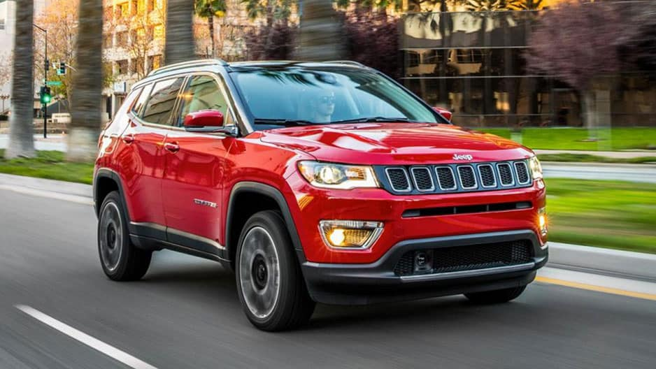Performance Features of the New Jeep Compass at Garber in Saginaw, MI