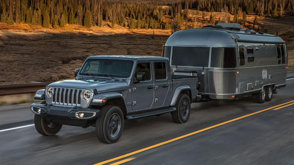 Performance Features of the New Jeep Gladiator at Garber in Saginaw, MI