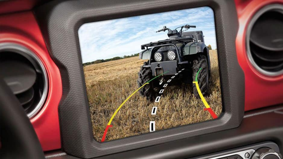 Safety Features of the New Jeep Gladiator at Garber in Saginaw, MI