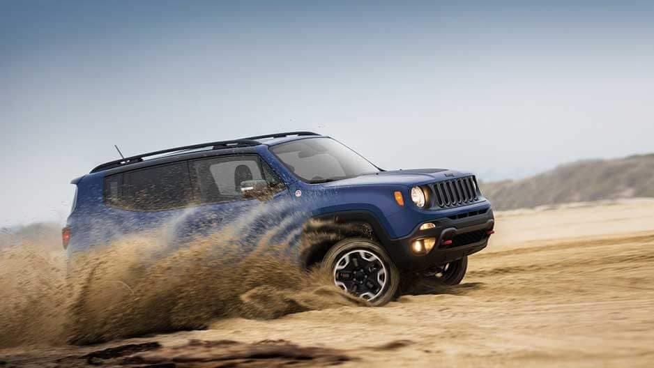 Performance Features of the New Jeep Renegade at Garber in Saginaw, MI