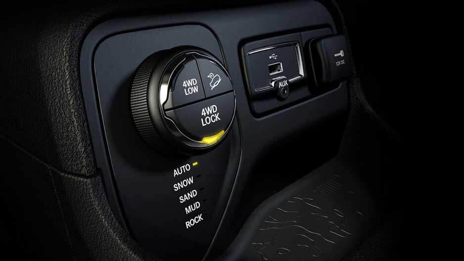 Technology Features of the New Jeep Renegade at Garber in Saginaw, MI
