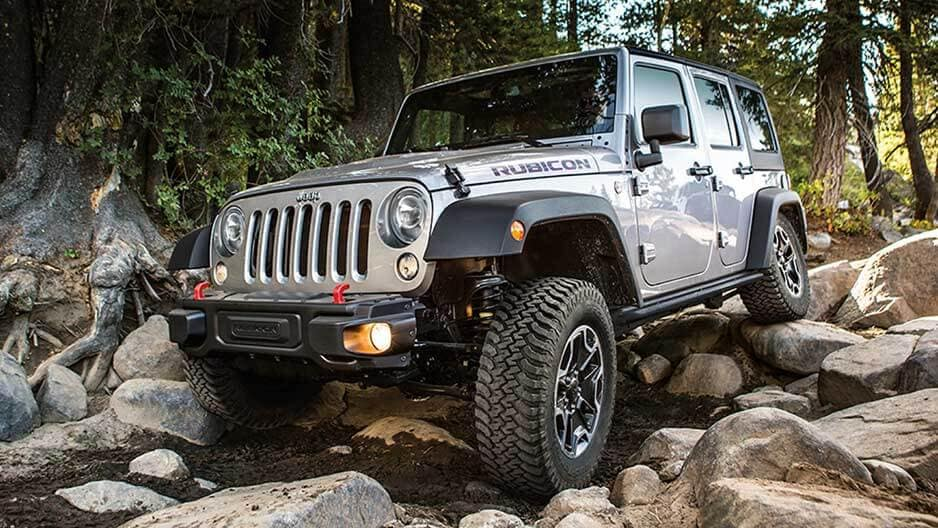 Performance Features of the New Jeep Wrangler JK at Garber in Saginaw, MI