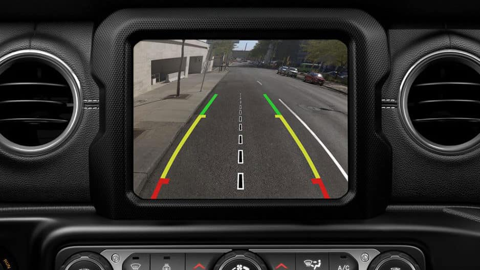 Safety Features of the New Jeep Wrangler JL at Garber in Saginaw, MI