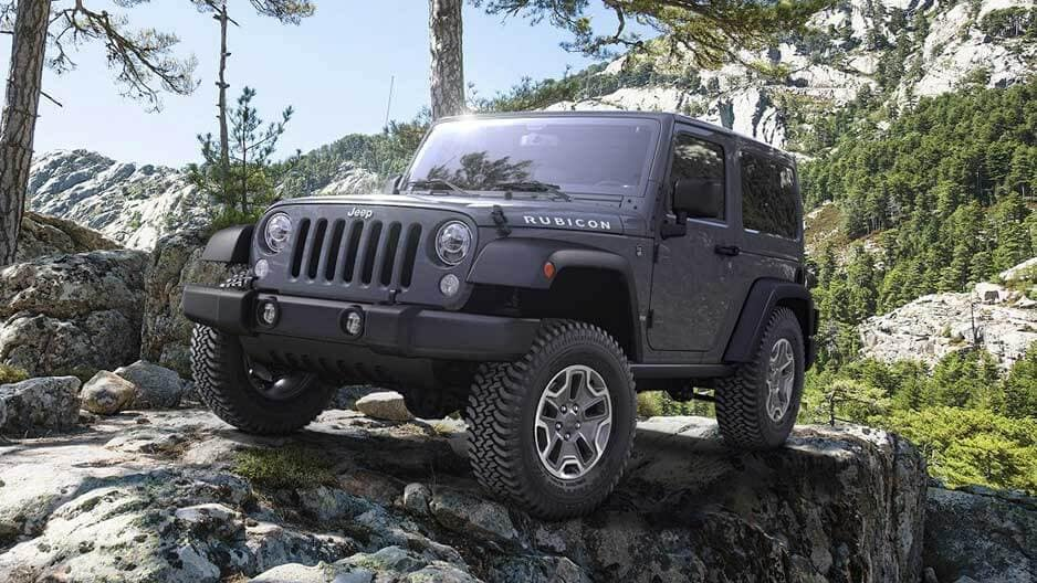 Performance Features of the New Jeep Wrangler at Garber in Saginaw, MI