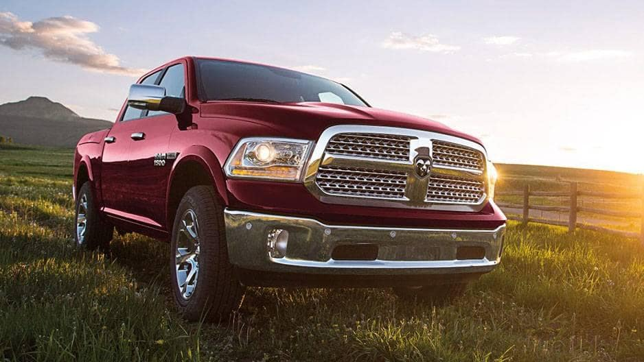 Exterior Features of the New RAM 1500 at Garber in Saginaw, MI