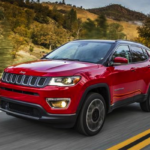 The 2017 Jeep Compass SUV Earns Top Safety Award
