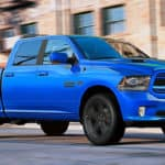 See the New Ram 1500  Sport Hydro Blue
