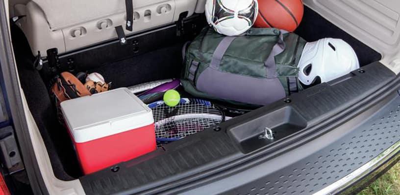 Installing Child Car Seat In Dodge Caravan