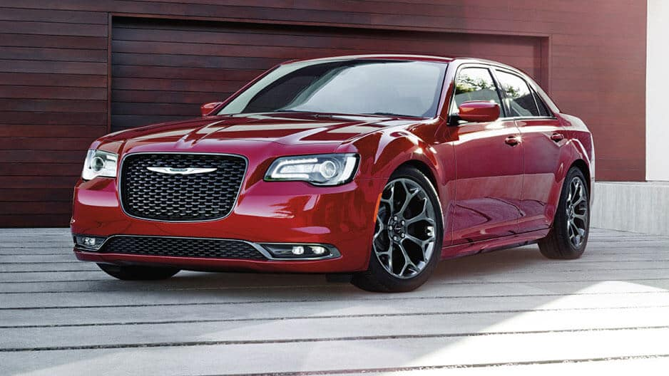 Exterior Features of the New Chrysler 300 at Garber in Saginaw, MI