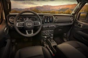 2018 Jeep® Wrangler Moab Edition