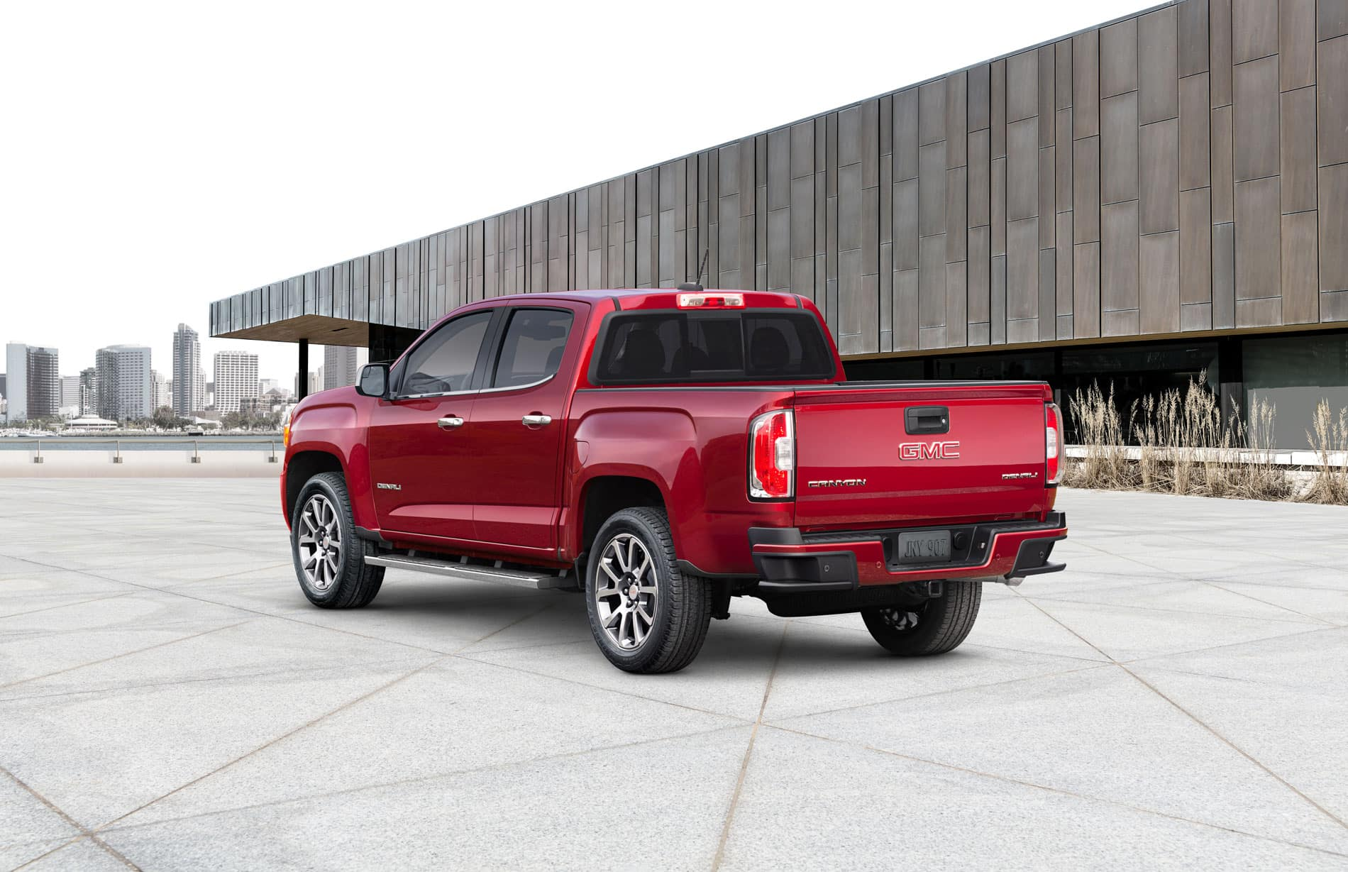 Gmc Canyon Vs Ford Ranger Blast From The Past Rivalry A View Of Cadilac Escalade Wiring Harness For 2009 Exploded 2019 Is Perfect Pickup Two Ends Broad Midsize Spectrum Those Looking Basic Cheap Work Will Save