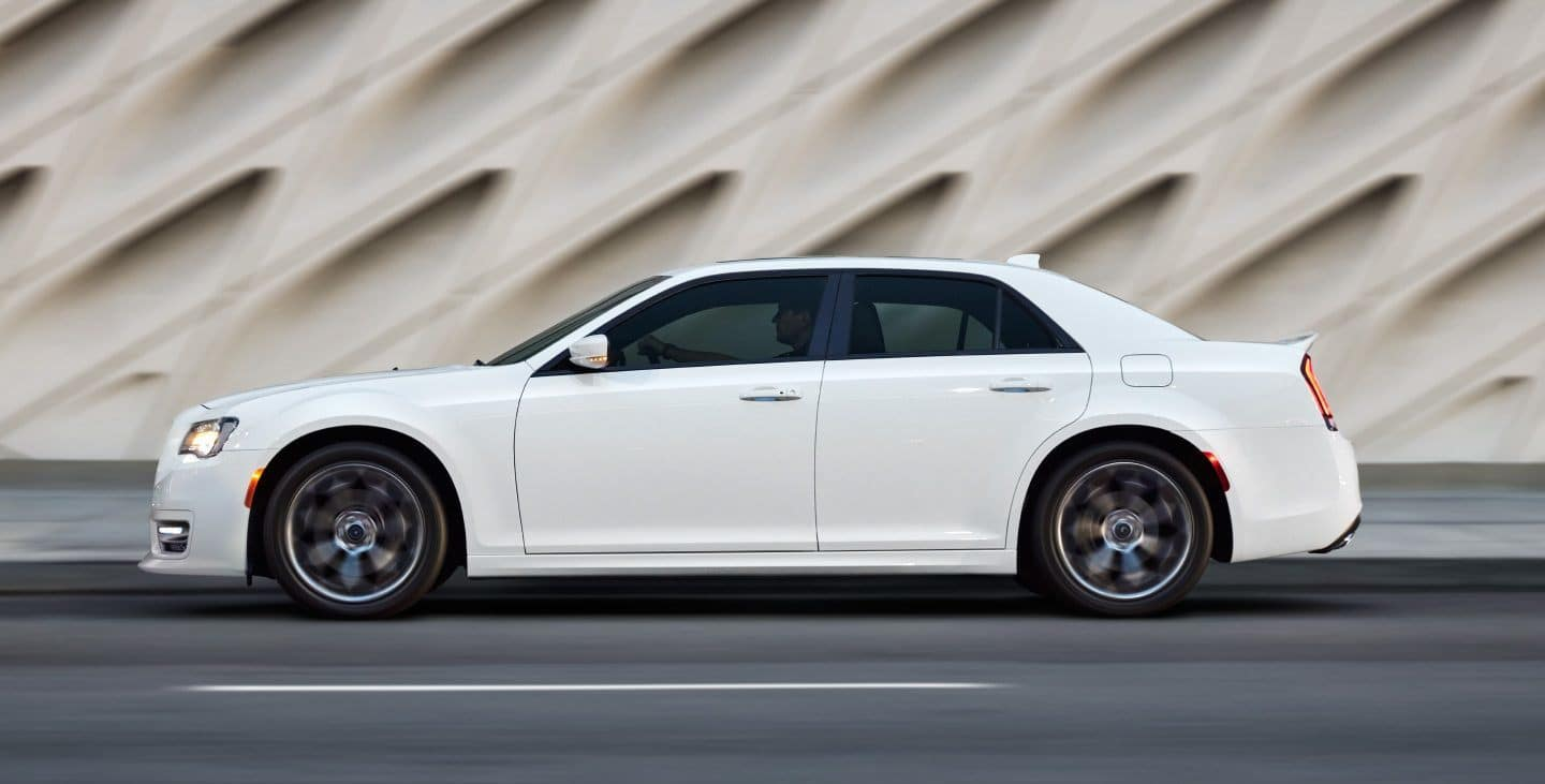 Chrysler 300 Vs  Dodge Charger: Cross-Showroom Showdown